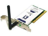 Level One WNC-0300 PCI Wireless Network Adapter